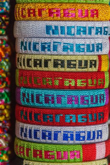 Nicaragua armband