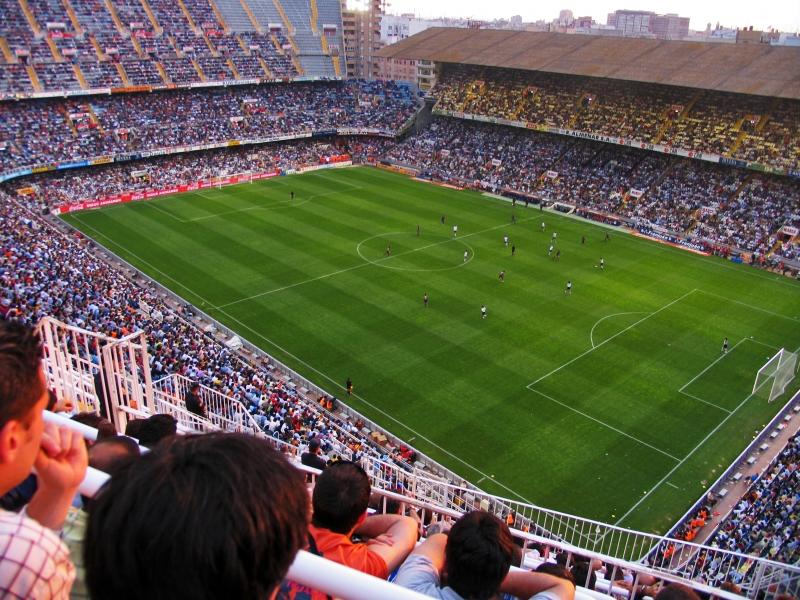 Fotbollsstadium